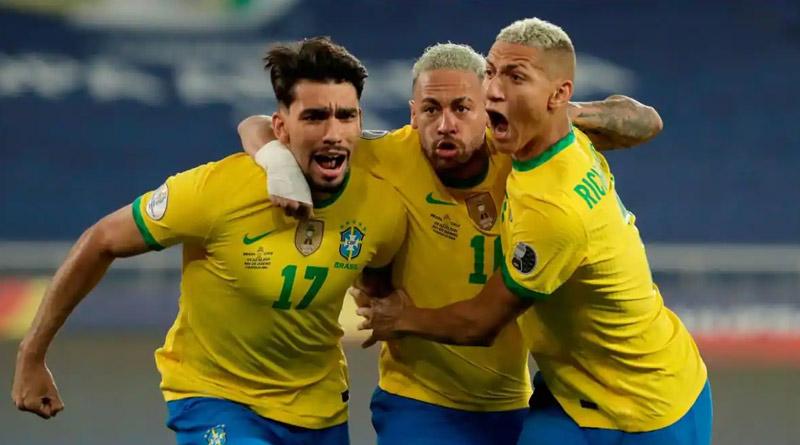 Copa America 2021: 10 Men Brazil Held Onto Beat Chile 1-0 | Sangbad Pratidin