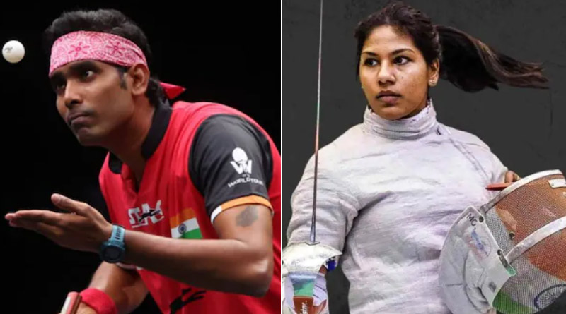 Tokyo Olympics: India's Fencing player Bhavani Devi lost but creates new History | Sangbad Pratidin