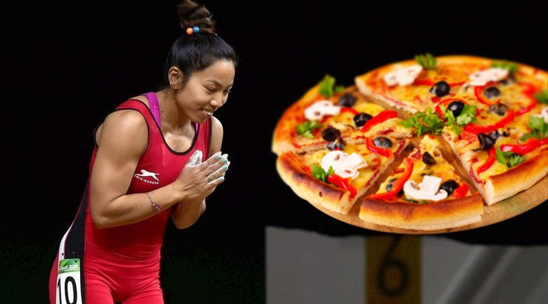 Mirabai Chanu Wishes for Pizza, Domino's Offers Her Free Lifetime Supply | Sangbad Pratidin