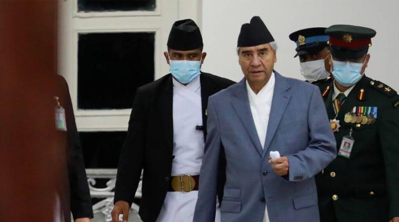 Sher Bahadur Deuba wins vote of confidence in Nepal Parliament | Sangbad Pratidin