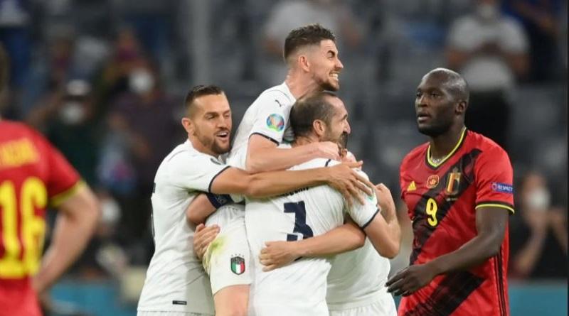 Euro 2020: Italy wins against Belgium and through to the Semi Final | Sangbad Pratidin
