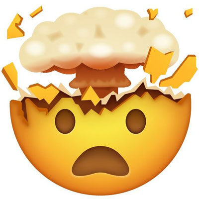 exploding-head-face emoji meaning