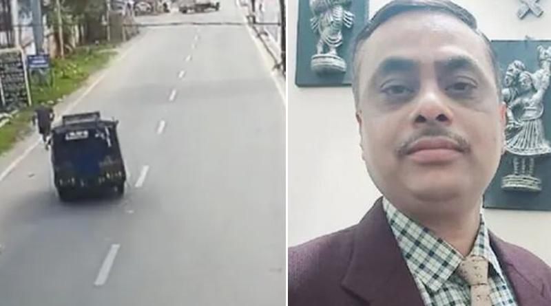 CCTV Of Jharkhand Judge's Murder Spurs Outrage, Raised In Supreme Court | Sangbad Pratidin