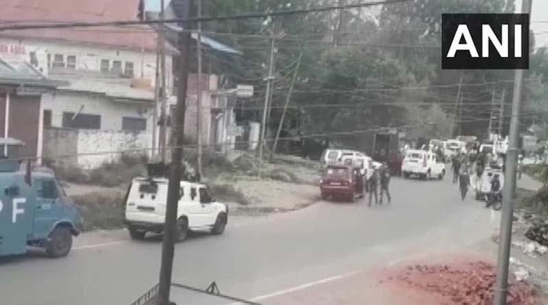 NIA detains 5 in J&K in terror funding case   Sangbad Pratidin