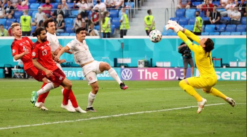 Euro 2020: Spain wins battle against Switzerland and through to the Semi | Sangbad Pratidin