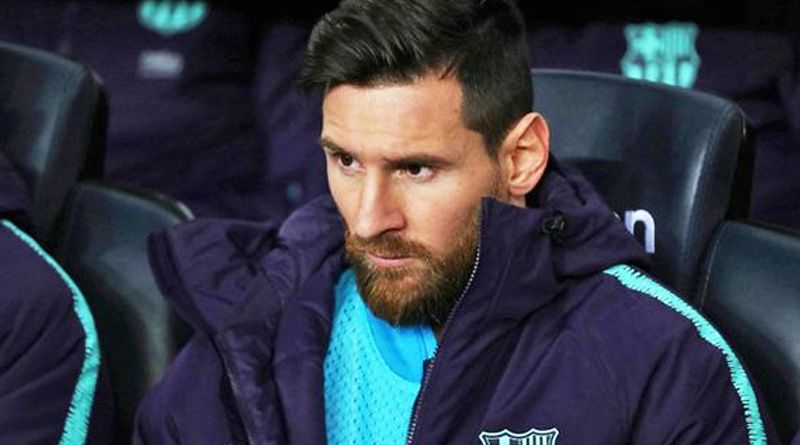 Bomb threat at an airport in Argentina, hours before footballer Lionel Messi's flight | Sangbad Pratidin