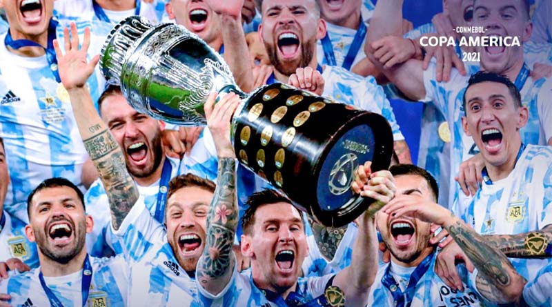 List of Award winners, Golden boot and others in Copa America 2021 | Sangbad Pratidin