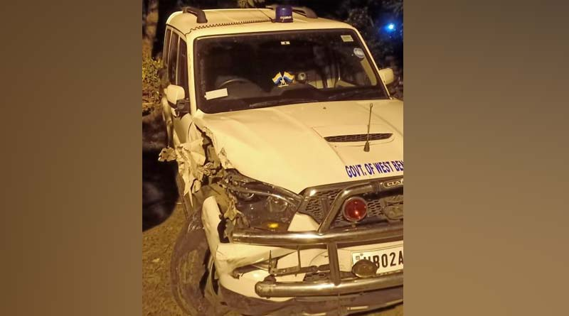 WB Minister Siddiqullah Chowdhury injured in an accident near Bardhaman | Sangbad Pratidin