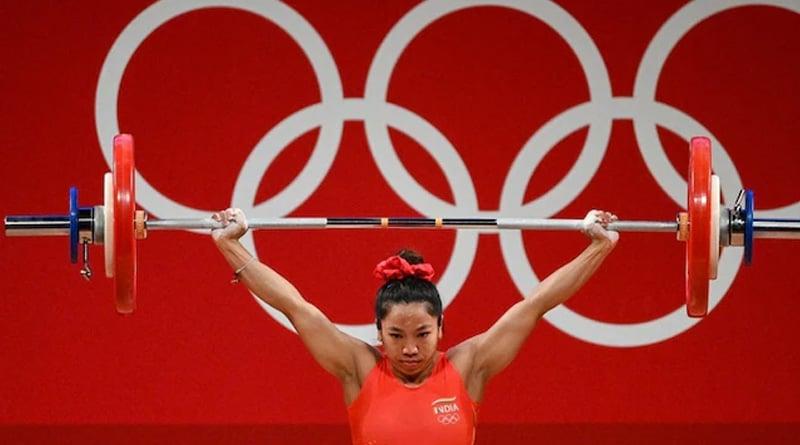 Weightlifter Mirabai Chanu Wins Silver in Tokyo Olympics 2020 | Sangbad Pratidin