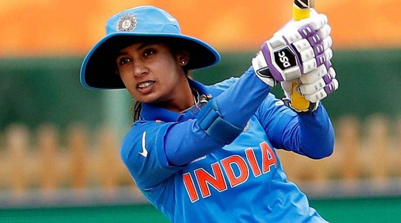 BCCI reacts after India captain Mithali Raj creates history | Sangbad Pratidin