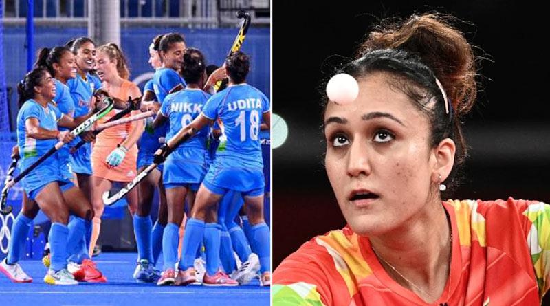 Tokyo Olympics 2020 Day 4: women's hockey defeat, Manika Batra lost | Sangbad Pratidin
