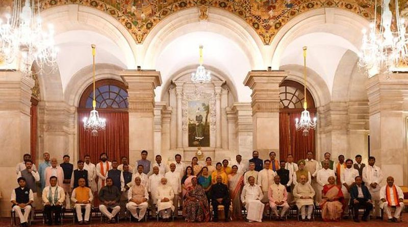 Cabinet reshuffle: PM Modi and HM Amit shah take additional charge | Sangbad Pratidin