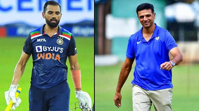 India vs Sri Lanka: Deepak Chahar Reveals What Rahul Dravid Told Him During Run Chase | Sangbad Pratidin
