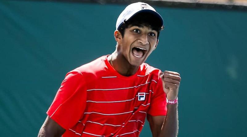 Indian origin Samir Banerjee storms into the final Wimbledon boys singles | Sangbad Pratidin