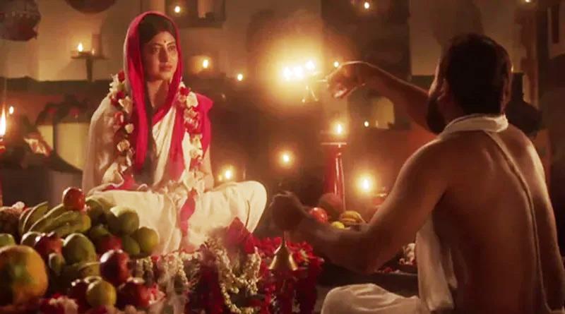 Actress sandipta sen makes a grand come back on tv with Rani Rasmani | Sangbad Pratidin