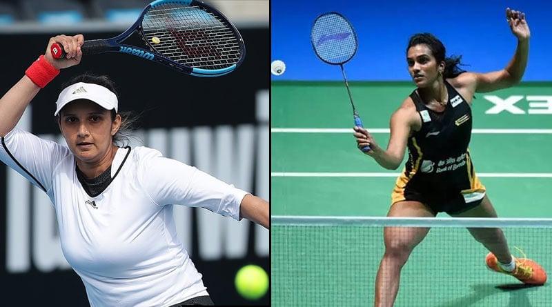 Tokyo Olympics: Sania and Ankita have lost the women's doubles, PV Sindhu won | Sangbad Pratidin