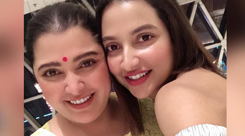 Actress Subhashree Ganguly sister debashree on life after marriage | Sangbad Pratidin