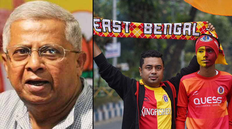 Tathagata Roy asks why should people of West Bengal should support East Bengal | Sangbad Pratidin