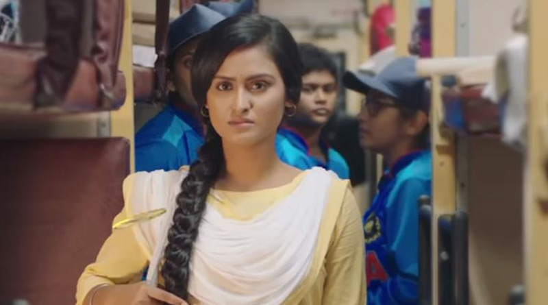 New TV serial Uma to narrate the story of a girl who wants to be a cricketer | Sangbad Pratidin