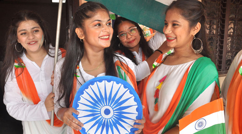 Here is how India is celebrating Independence Day 2021 | Sangbad Pratidin Photo Gallery: News Photos, Viral Pictures, Trending Photos - Sangbad Pratidin