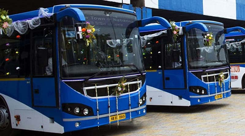 Long routes buses will get more customer friendly in West Bengal | Sangbad Pratidin