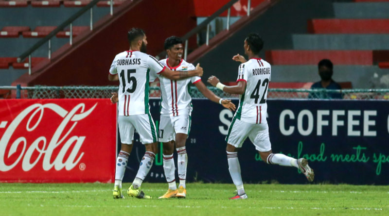 Will ATK Mohun Bagan play Kolkata league, asks IFA | Sangbad Pratidin