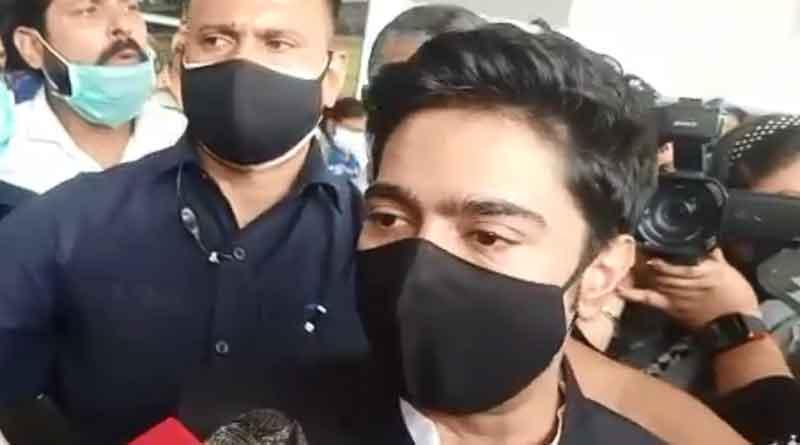Abhishek Banerjee reaches at ED Office in Delhi to co-operate investigation   Sangbad Pratidin