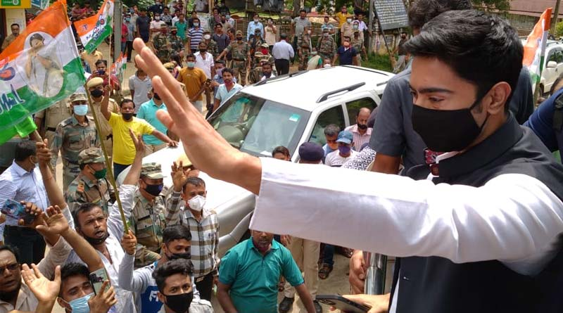 10 important incident of Abhishek Banerjee's at Tripura visit | Sangbad Pratidin