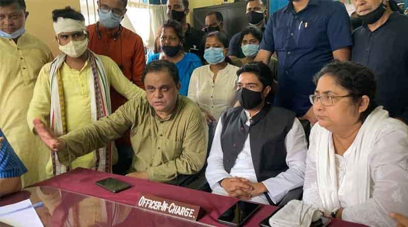 Tripura police summons 5 TMC leaders including Abhishek Banerjee, Kunal Ghosh | Sangbad Pratidin