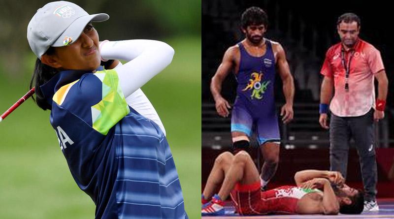Tokyo Olympics: India golfer Aditi Ashok in medal hunt, Bajrang Punia in Semis | Sangbad Pratidin