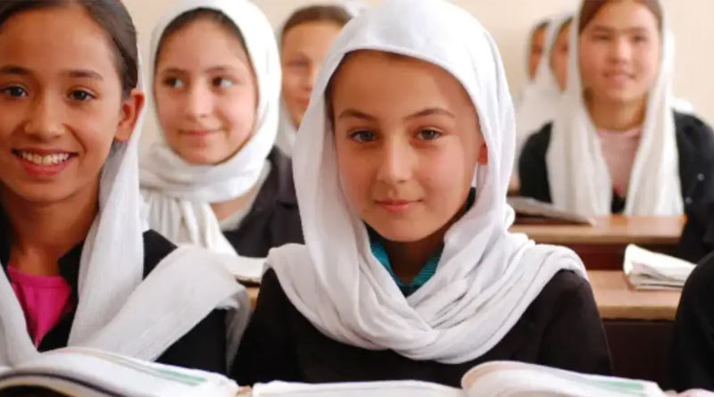 Taliban bans co-education in Afghanistan's Herat province after discussion | Sangbad Pratidin