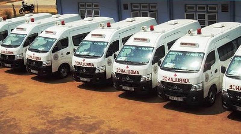 India handed over 109 cardiac ambulances to Dhaka as friendly gesture to combat coorona crisis | Sangbad Pratidin
