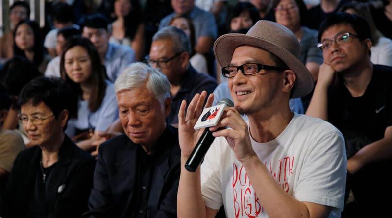 Hong Kong Authorities Arrest Pro-Democracy Singer Anthony Wong For corruption | Sangbad Pratidin