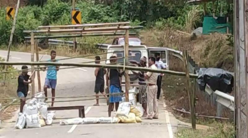 Shortage of corona kit due to road blockade by Assam residents, alleges Mizoram minister | Sangbad Pratidin