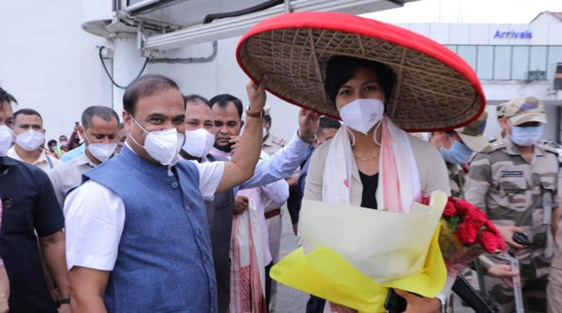 Lovlina Borgohain appointed as DSP in Assam Police | Sangbad Pratidin