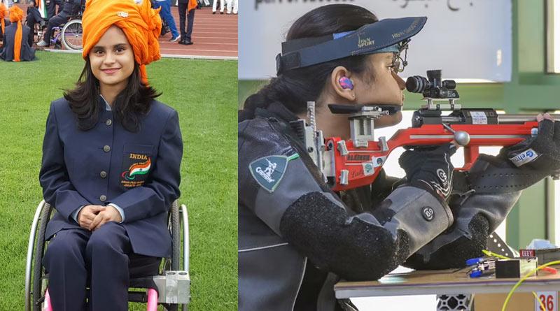 Tokyo Paralympics 2020: Avani Lekhara wins gold medal in shooting and creates History | Sangbad Pratidin
