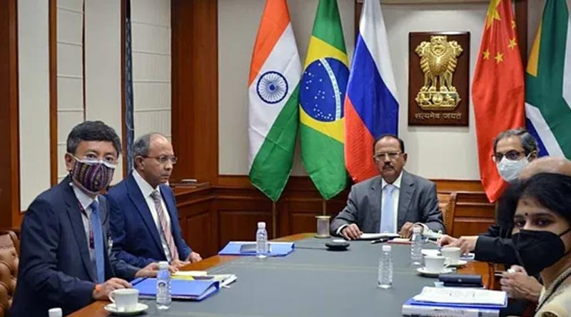 Ajit Doval talks on state-sponsored terrorism at meeting of BRICS NSAs | Sangbad Pratidin