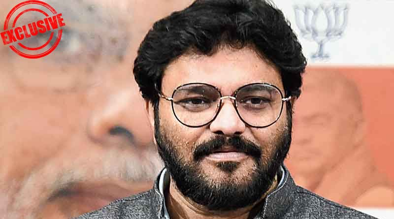 MP Babul Supriyo expresses against TMC | Sangbad Pratidin