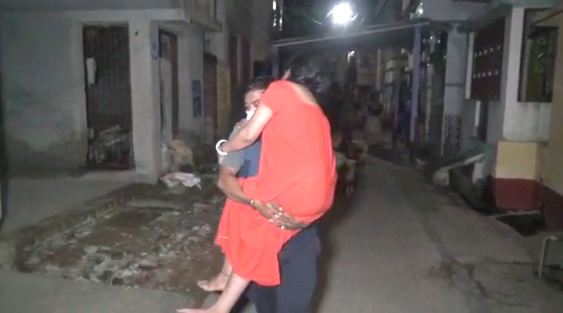 Housewife allegedly hostage at house of Tollywood actor in Bardhaman, police rescue victim   Sangbad Pratidin