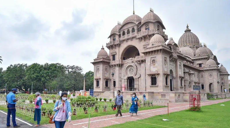 Belur Math will be closed for devotees in this year Durga Puja | Sangbad Pratidin