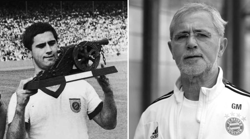FC Bayern Munich & Germany legend Gerd Muller dies aged 75 | Sangbad Pratidin
