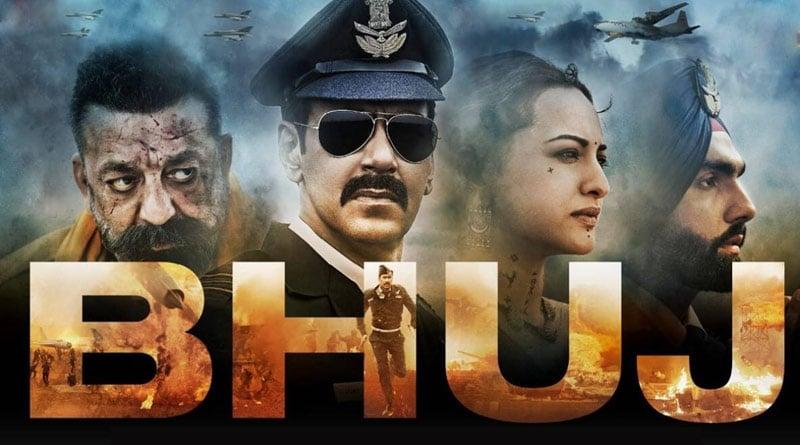 Review of Ajay Devgn, Sanjay Dutt Starrer Bhuj The Pride Of India film | Sangbad Pratidin