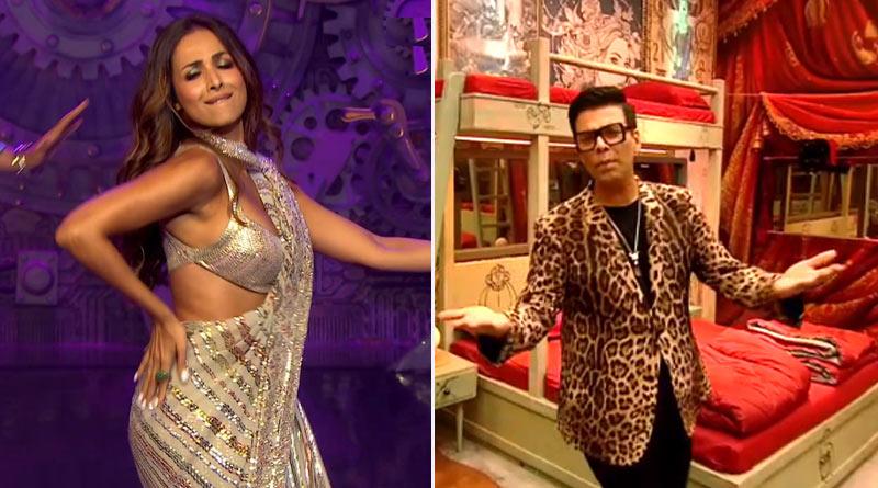Karan Johar shows house of Bigg boss OTT, Malaika Arora will dance in Premier | Sangbad Pratidin
