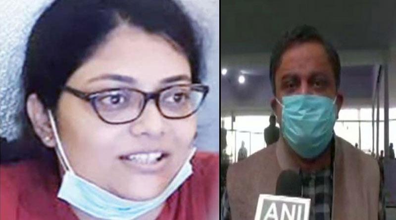 Late Left leader Kshiti Bose's daughter joins Bartya Basu in mission Tripura   Sangbad Pratidin