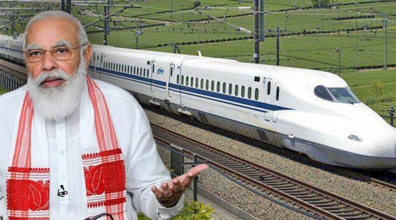 Bullet train to run between New Delhi and Ayodhya, Say Sources | Sangbad Pratidin