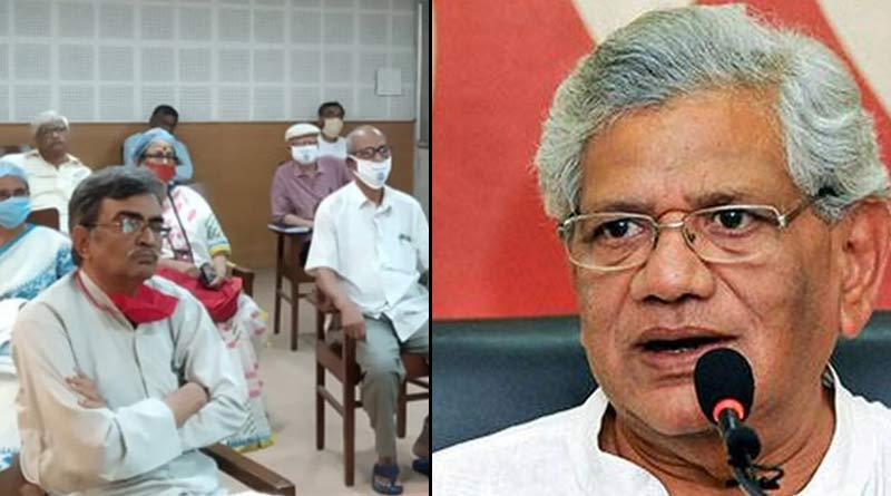 State secretary of West Bengal CPM Surjyakanata Mishra confesses fault of 'BJMOOL' after Sitaram Yechury slams | Sangbad Pratidin