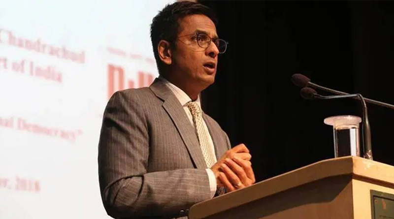 Public intellectuals have a duty to expose the lies of the State, says Supreme Court Justice DY Chandrachud   Sangbad Pratidin
