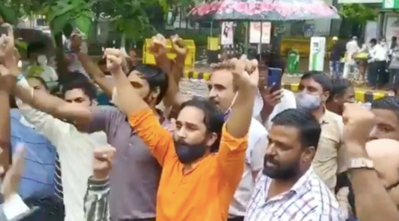 After Anti-Muslim Slogans At Delhi Rally, 5 Suspects In Police Custody   Sangbad Pratidin