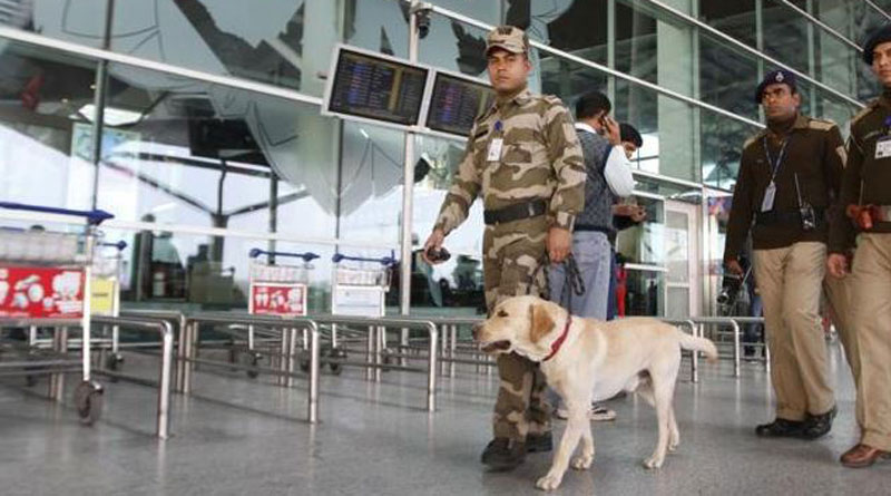 Police receives email threatening to blow up Delhi IGI airport; security heightened। Sangbad Pratidin