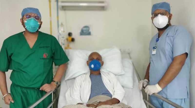 Kolkata nursing home successfully operated a rare surgery | Sangbad Pratidin